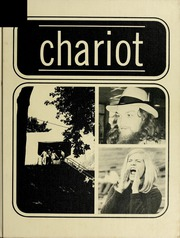 University of New Haven - Chariot Yearbook (West Haven, CT) online yearbook collection, 1972 Edition, Page 1