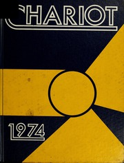 1974 Edition, University of New Haven - Chariot Yearbook (West Haven, CT)