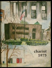 University of New Haven - Chariot Yearbook (West Haven, CT) online yearbook collection, 1975 Edition, Page 1