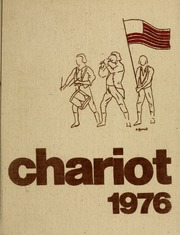 1976 Edition, University of New Haven - Chariot Yearbook (West Haven, CT)