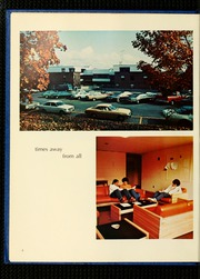 Page 12, 1977 Edition, University of New Haven - Chariot Yearbook (West Haven, CT) online yearbook collection
