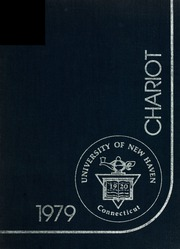 1979 Edition, University of New Haven - Chariot Yearbook (West Haven, CT)