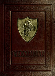 1981 Edition, University of New Haven - Chariot Yearbook (West Haven, CT)