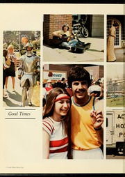 Page 12, 1982 Edition, University of New Haven - Chariot Yearbook (West Haven, CT) online yearbook collection