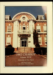 Page 5, 1982 Edition, University of New Haven - Chariot Yearbook (West Haven, CT) online yearbook collection