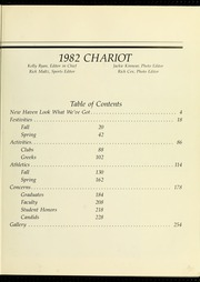 Page 7, 1982 Edition, University of New Haven - Chariot Yearbook (West Haven, CT) online yearbook collection