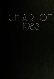 1983 Edition, University of New Haven - Chariot Yearbook (West Haven, CT)