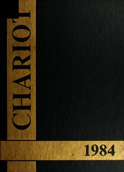 1984 Edition, University of New Haven - Chariot Yearbook (West Haven, CT)