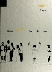 1988 Edition, University of New Haven - Chariot Yearbook (West Haven, CT)