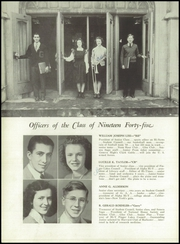 Page 30, 1945 Edition, Geneva High School - Seneca Saga Yearbook (Geneva, NY) online yearbook collection