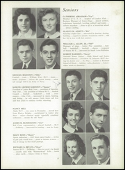 Page 31, 1945 Edition, Geneva High School - Seneca Saga Yearbook (Geneva, NY) online yearbook collection