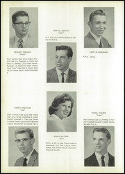 Page 14, 1959 Edition, Newark Central High School - Arcadian Yearbook (Newark, NY) online yearbook collection