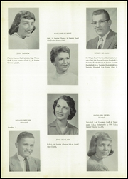 Page 16, 1959 Edition, Newark Central High School - Arcadian Yearbook (Newark, NY) online yearbook collection