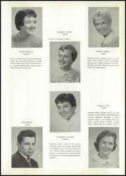 Page 17, 1959 Edition, Newark Central High School - Arcadian Yearbook (Newark, NY) online yearbook collection