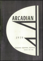 Page 5, 1959 Edition, Newark Central High School - Arcadian Yearbook (Newark, NY) online yearbook collection