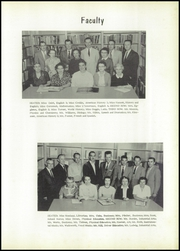Page 9, 1959 Edition, Newark Central High School - Arcadian Yearbook (Newark, NY) online yearbook collection