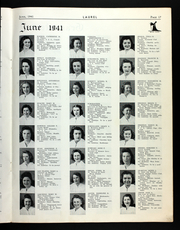 Page 17, 1941 Edition, Bishop McDonnell Memorial High School - Mitre Yearbook (Brooklyn, NY) online yearbook collection