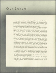 Page 17, 1952 Edition, Bishop McDonnell Memorial High School - Mitre Yearbook (Brooklyn, NY) online yearbook collection