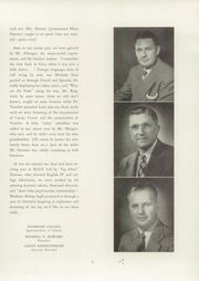 Page 11, 1949 Edition, Manhasset High School - Tower Yearbook (Manhasset, NY) online yearbook collection