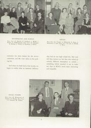 Page 13, 1949 Edition, Manhasset High School - Tower Yearbook (Manhasset, NY) online yearbook collection