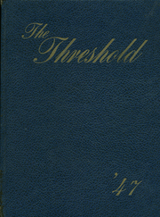Page 1, 1947 Edition, Averill Park High School - Threshold Yearbook (Averill Park, NY) online yearbook collection