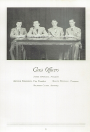 Page 13, 1947 Edition, Averill Park High School - Threshold Yearbook (Averill Park, NY) online yearbook collection