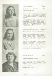 Page 14, 1947 Edition, Averill Park High School - Threshold Yearbook (Averill Park, NY) online yearbook collection
