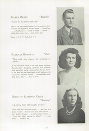Page 15, 1947 Edition, Averill Park High School - Threshold Yearbook (Averill Park, NY) online yearbook collection
