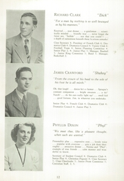 Page 16, 1947 Edition, Averill Park High School - Threshold Yearbook (Averill Park, NY) online yearbook collection