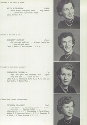 Page 15, 1955 Edition, Averill Park High School - Threshold Yearbook (Averill Park, NY) online yearbook collection