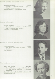 Page 17, 1955 Edition, Averill Park High School - Threshold Yearbook (Averill Park, NY) online yearbook collection