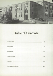 Page 6, 1955 Edition, Averill Park High School - Threshold Yearbook (Averill Park, NY) online yearbook collection