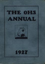 Page 1, 1927 Edition, Oneonta High School - Oneonta Yearbook (Oneonta, NY) online yearbook collection