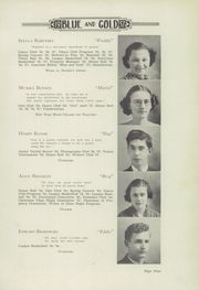 Page 13, 1937 Edition, Hudson High School - Blue and Gold Yearbook (Hudson, NY) online yearbook collection