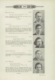 Page 15, 1937 Edition, Hudson High School - Blue and Gold Yearbook (Hudson, NY) online yearbook collection