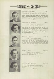 Page 16, 1937 Edition, Hudson High School - Blue and Gold Yearbook (Hudson, NY) online yearbook collection