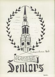 Page 13, 1954 Edition, Hudson High School - Blue and Gold Yearbook (Hudson, NY) online yearbook collection