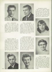 Page 16, 1954 Edition, Hudson High School - Blue and Gold Yearbook (Hudson, NY) online yearbook collection