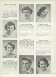 Page 17, 1954 Edition, Hudson High School - Blue and Gold Yearbook (Hudson, NY) online yearbook collection