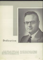 Page 7, 1954 Edition, Hudson High School - Blue and Gold Yearbook (Hudson, NY) online yearbook collection