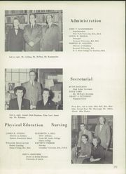 Page 9, 1954 Edition, Hudson High School - Blue and Gold Yearbook (Hudson, NY) online yearbook collection