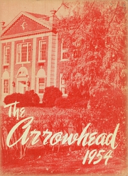 South Glens Falls High School - Arrowhead Yearbook (South Glens Falls, NY) online yearbook collection, 1954 Edition, Page 1