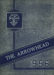 Page 1, 1956 Edition, South Glens Falls High School - Arrowhead Yearbook (South Glens Falls, NY) online yearbook collection