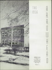 Page 7, 1956 Edition, South Glens Falls High School - Arrowhead Yearbook (South Glens Falls, NY) online yearbook collection