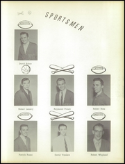 Page 105, 1957 Edition, South Glens Falls High School - Arrowhead Yearbook (South Glens Falls, NY) online yearbook collection