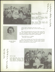 Page 92, 1957 Edition, South Glens Falls High School - Arrowhead Yearbook (South Glens Falls, NY) online yearbook collection