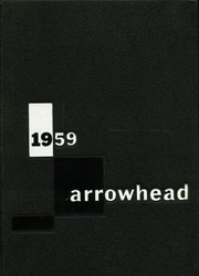 South Glens Falls High School - Arrowhead Yearbook (South Glens Falls, NY) online yearbook collection, 1959 Edition, Page 1