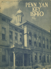 Page 1, 1940 Edition, Penn Yann Academy - Key Yearbook (Penn Yan, NY) online yearbook collection