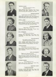 Page 11, 1940 Edition, Penn Yann Academy - Key Yearbook (Penn Yan, NY) online yearbook collection