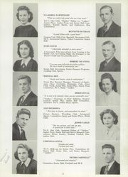 Page 13, 1940 Edition, Penn Yann Academy - Key Yearbook (Penn Yan, NY) online yearbook collection